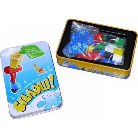 Сплэш! (Splash!) - Настольная игра на ловкость