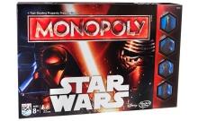 Монополия Звездные войны   Monopoly Star Wars. Hasbro B0324121