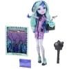Кукла Твайла Бугимэн, серия Новый страхоместр, Monster High, Твайла Бугимэн, Mattel (CDF50-3)