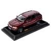 Модель автомобиля BMW X5, красный 1:24, Bburago, красный (18-22001-1)