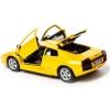 Модель автомобиля Lamborghini Murcielago, желтый, 1:24, Bburago, желтый (18-22054-2)
