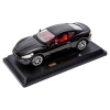 Модель автомобиля Maserati Grantourismo (2008), 1:24, Bburago, Черная (18-22107-2)