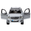 Модель автомобиля Mercedes Benz GLK-Class, 1:32, Bburago, Серебристый (18-43016-2)