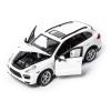Модель автомобиля Porsche Cayenne Turbo, белый, 1:24, Bburago, Белый (18-21056-2)