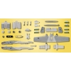 Штурмовик A-10 Thunderbolt II, 1:100 - easy kit, Revell (06597)