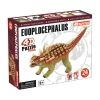 4D Master - Объемный пазл Динозавр Сколозавр (26393)