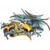 4D Master - Объемный пазл Дракон Ледяной (26841)