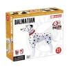 4D Master - Объемный пазл Собака Далматин (26485)