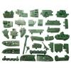 4D Master - Объемный пазл Танк TANK M1A2 ABRAMS (WOODLAND), 26325