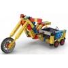 Конструктор Engino машины и мотоциклы, 8 моделей с двигателем на солнечной энергии (S20)