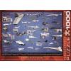 Пазл Eurographics Америанские самолеты-разведчики, 1000 элементов (6000-0248)