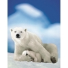 Пазл Eurographics Белая медведица с медвежонком, 100 элементов (8104-1198)