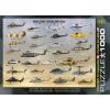 Пазл Eurographics Военные вертолеты, 1000 элементов (6000-0088)