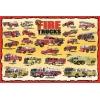 Пазл Eurographics История пожарных машин, 100 элементов (8100-0239)