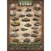 Пазл Eurographics История танков, 1000 элементов (6000-0381)
