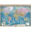 Пазл Eurographics Карта Мира, 1000 элементов (6000-0557)