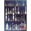 Пазл Eurographics Космические ракеты, 1000 элементов (6000-1015)