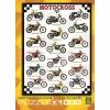 Пазл Eurographics Мотоспорт, 1000 элементов (6000-1020)