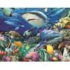 Пазл Eurographics Подводный сад, 100 элементов (8104-0628)