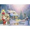 Пазл Eurographics Рождественский домик., 500 элементов (6500-0354)