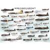 Пазл Eurographics Самолеты 2-й Мировой войны, 500 элементов (8500-0075)