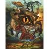 Пазл Eurographics Хищные динозавры, 100 элементов (8100-0359)