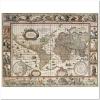 Пазл Ravensburger Карта Мира 1650 года, 2000 элементов (RSV-166336)