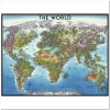 Пазл Ravensburger Карта Мира, 2000 элементов (RSV-166831)