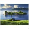 Пазл Ravensburger Остров в Хордаланне, Норвегия, 1500 элементов (RSV-162574)