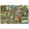 Пазл Ravensburger Причудливый город, 5000 элементов (RSV-174300)