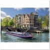 Пазл Ravensburger Экскурсия по каналу, Амстердам, 1000 элементов (RSV-191383)