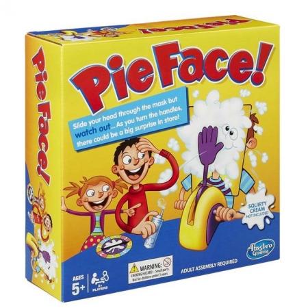 Настольная игра Пирог в лицо, Hasbro B7063. Hasbro (B7063)