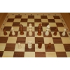 Набор из 3 игр (шахматы, нарды, шашки). 45 х 45 см, Китай