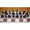 Шахматные фигуры деревянные, король 75 мм, пр-во Украина