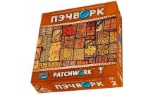 Настольная игра Пэчворк (Patchwork), на русском языке. Crowd Games (7803)