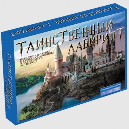 """Настольная игра """"Таинственный лабиринт"""" от Ариал"""