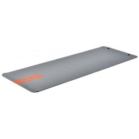 Коврик для йоги Reebok, 173x61см x 4мм, Grey, RSYG-11024