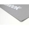 Коврик для йоги Reebok, 173x61см x 4мм, Grey, RAMT-11024GRL