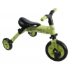 Велосипед складной трёхколёсный 2в1 (зеленый), TCV T701 (G)