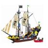 Конструктор BRICK 307 Пиратский корабль 590 деталей