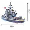 Конструктор BRICK 819 Военный корабль 505 деталей