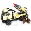 Конструктор BRICK 822 военная машина, 310 дет