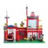 Конструктор BRICK 910 Пожарная тревога 380 деталей