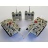 Танковый бой радиоуправляемый 2102-2В  на батарейках