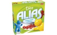 Алиас с кубиками (Alias Dice) - Настольная игра. Tactic (53139)