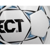 Мяч футбольный №4 SELECT SOLO SOFT INDOOR Club matches and training (FPUG 1200, белый-синий)