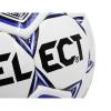Мяч футбольный №5 PU ламин. ST OLD BRILLANT SUPER ST-30 белый-синий-черный (№5, 5 сл., сшит вручную)