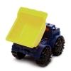 Мини самосвал (цвет лаймовый-океан), игрушка для игры с песком, Battat, BX1418Z