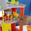 Пожарная станция - набор с пластилином Play-Doh Town, Play-Doh, В3415