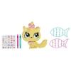 Укрась желтую зверюшку, набор. Littlest Pet Shop, желтый, B0033-2